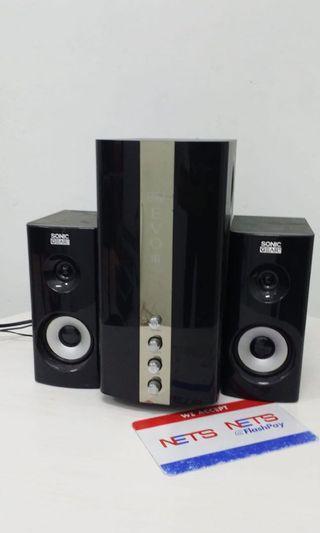 Sonic Gear Evo3 Pro Speakers Multimedia Subwoofer System