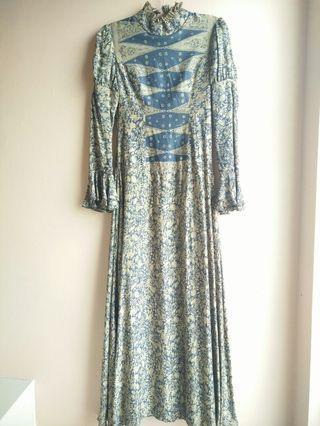 Gamis/ Gaun batik