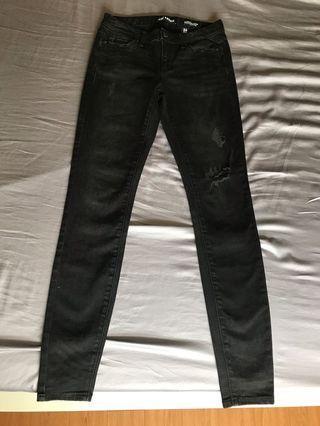 Black joe fresh skinny jeans