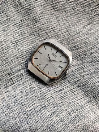 Vintage Seiko 4122-5010 for Parts or Repair