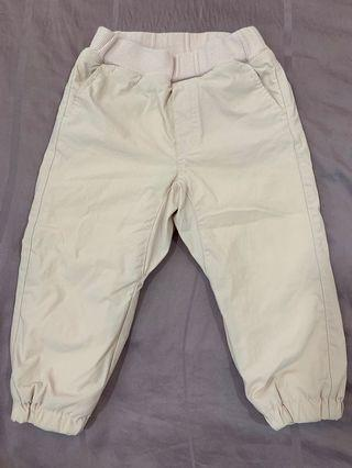 Uniqlo Fleece Pants size 80