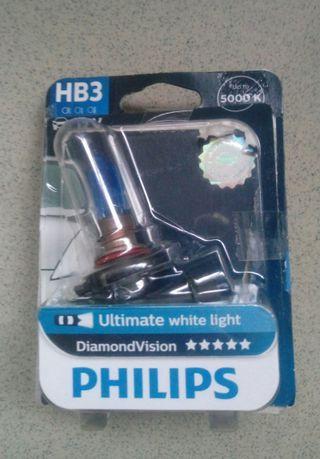 Philips 5000k Diamond Vision Headlights