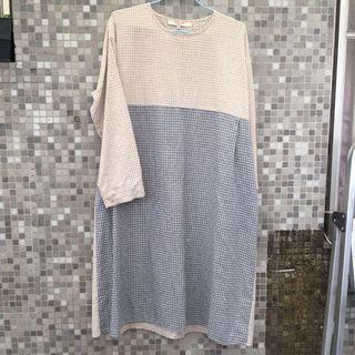 queen shop 格紋洋裝