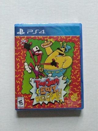 ToeJam & Earl Back in the Groove! PS4 PlayStation