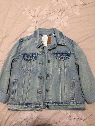 Levi's Womens Original Trucker Jacket Size L