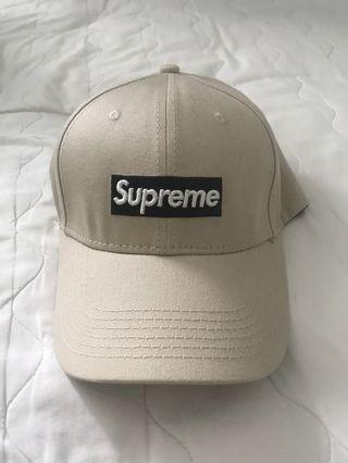 Tan Brown Supreme Cap (inspired)