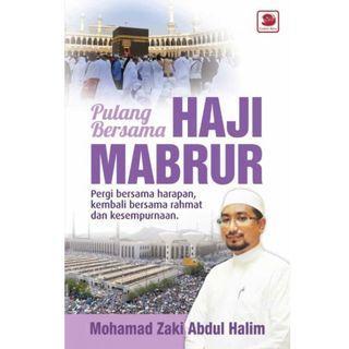 Pulang Bersama Haji Mabrur