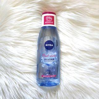 NIVEA MICELLAIR WATER PEARL WHITE 200ml