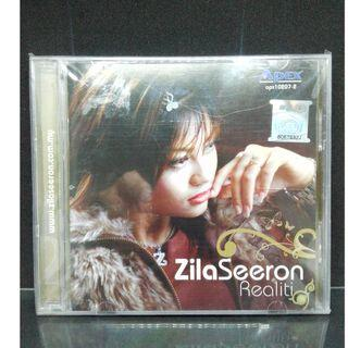"CD Zila Seeron ""Realiti"""