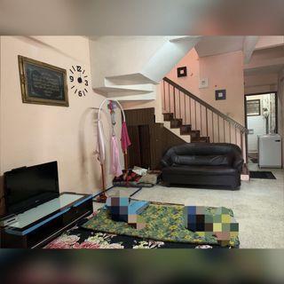 Double Storey Terrace Taman Cempaka Ampang For Sale