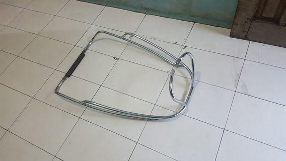 Crash / Side Bar Vespa LX, LXV, S