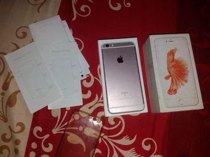 Iphone 6s+ 64gb nett