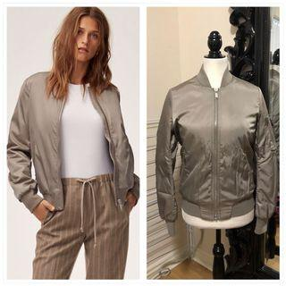 Aritzia the Group by Babaton XS Gilman Bomber