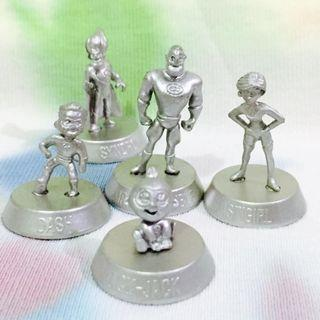 Disney Magical Minis - The Incredibles
