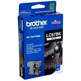 Brother Ink Cartridge - LC67BK