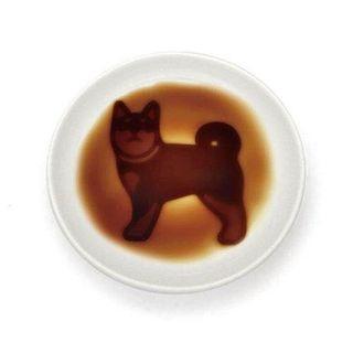 🚚 【Sami日貨連線】柴犬、貓咪超療癒醬油碟