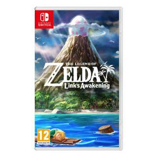 Pre-order The Legend of Zelda Link's Awakening Nintendo Switch