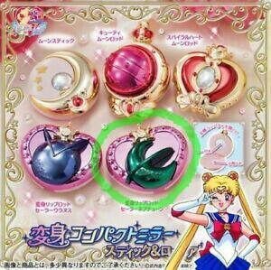 Sailor Moon Gashapon Compact Mirror - Sailor Jupiter Ver.