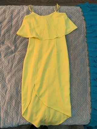 Fresh Soul Midi Dress size 8