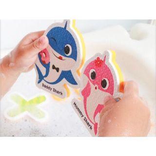 Baby Shark Bath Sticker 沖涼貼貼玩具