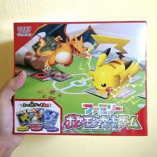 Pokemon Family Box Set