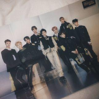 Superhuman Group Poster (folded)