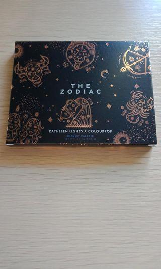Colourpop Zodiac palette