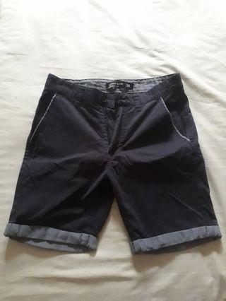 CottonOn shorts   dark blue colour