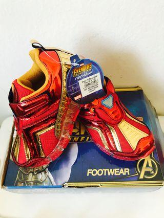 Marvel Ironman Sport Shoes for Boys