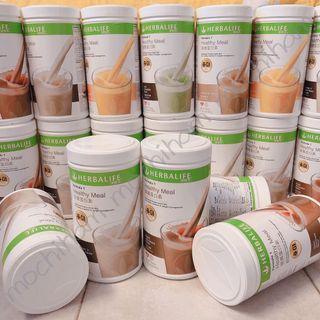 Herbalife康寶萊營養蛋白素代餐減肥 shake芒果📞WhatsApp:59229646
