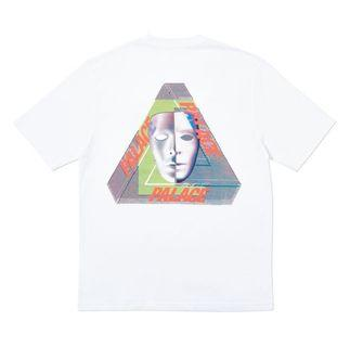 Palace Tri-Bury Tee White