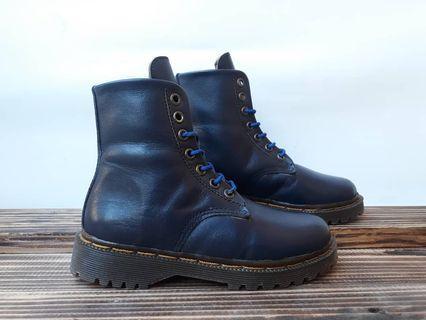 Dr Martens boots lokal kids navy