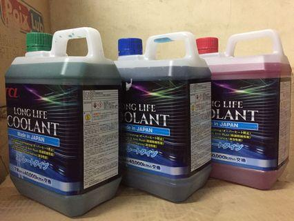 Coolant TCL made in japan