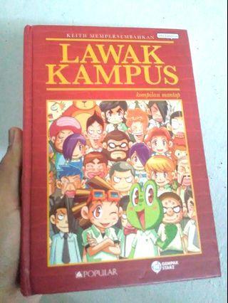 Komik Lawak Kampus (Malaysian Edition)