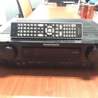 Marantz Model 1501 no guarantee no claims accepted