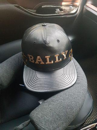 Bally Cap or Bally Hat 100% authentic Never been Used