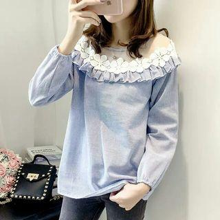 🚚 Bell Sleeve Blouse
