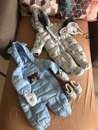 Baby winter bundle