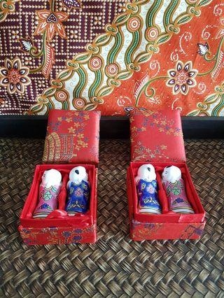 Chopstick rest (2 pair)