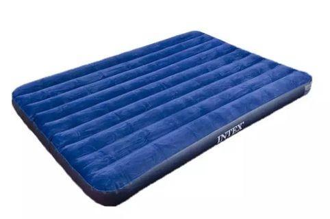 Tilam Queen Angin Intex Air Bed Waterproof Mattress