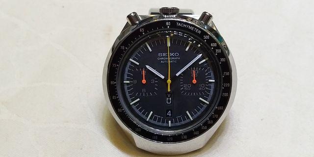 古董自動SEIKO計時錶