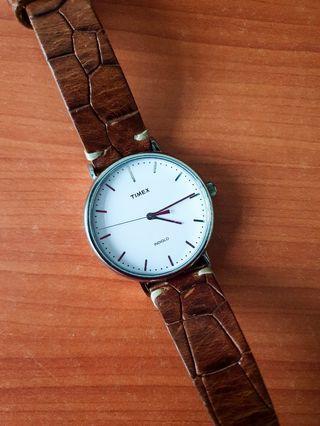Timex Fairfield 41mm Dress Watch