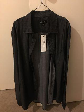 Kenji men's shirt size L