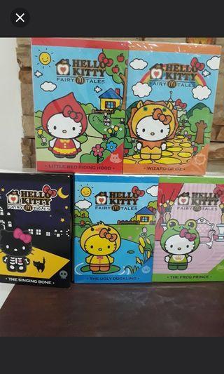 Hello Kitty McDonalds Collection