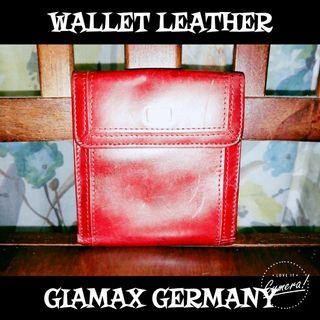 Wallet Leather Giamax Germany