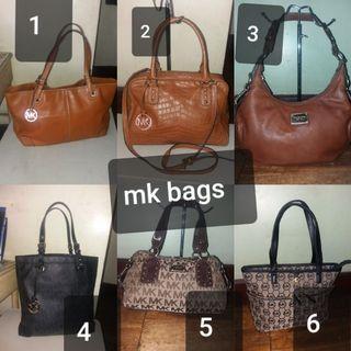Original Preloved Michael kors bags