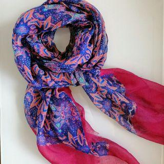 Printed Shawl (RS)