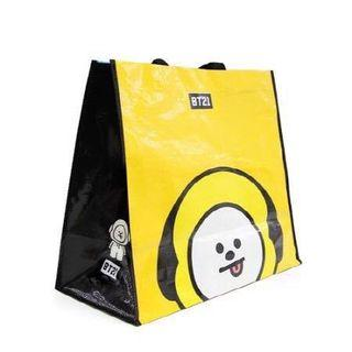 BT21 OFFICIAL TARPAULIN BAG