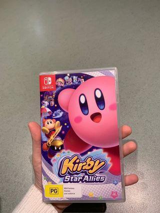 Nintendo Switch: Kirby Star Allies