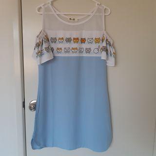 Neko Atsume cats dress 🐱